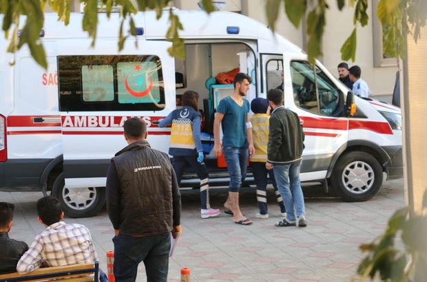 silahlı saldırı ambulans