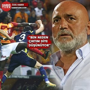 HİKMET KARAMAN DERBİYİ HABERTURK.COM İÇİN YORUMLADI!