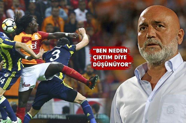 Hikmet Karaman, Galatasaray - Fenerbahçe maçını değerlendirdi