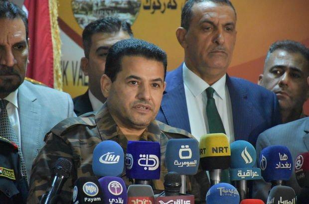 Irak İçişleri Bakanı Kasım Muhammed el-Araci