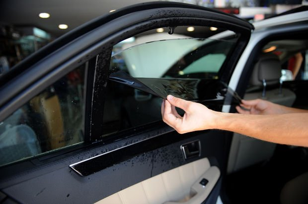Cam filmi yasak mı? Araçlarda cam film