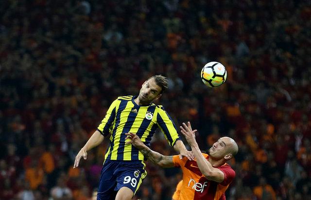 Fenerbahçe derbilerde kaybetmiyor