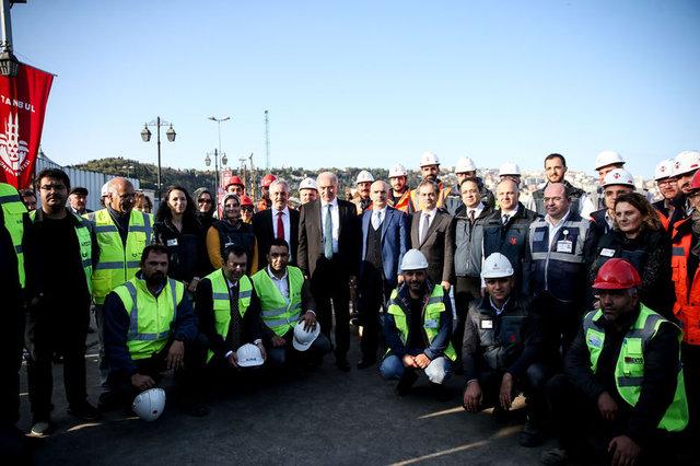 Eminönü-Eyüp-Alibeyköy Tramvay hattında son durum - Eminönü-Eyüp-Alibeyköy Tramvay hattı ne zaman açılacak?