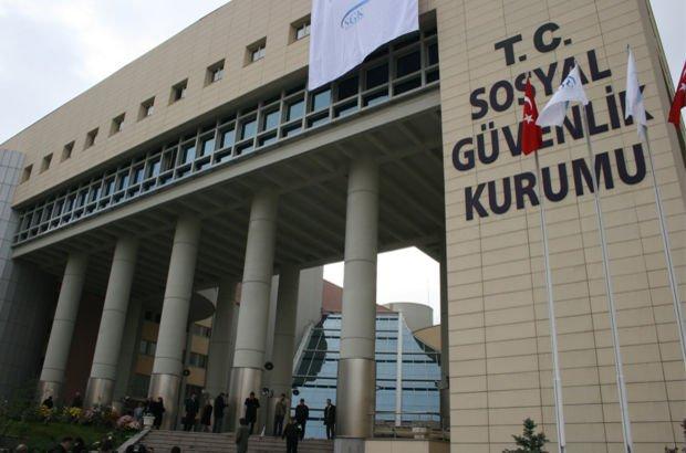 Sosyal Güvenlik Kurumu  2018 bütçesi