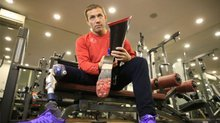 Şampiyon protez bekliyor