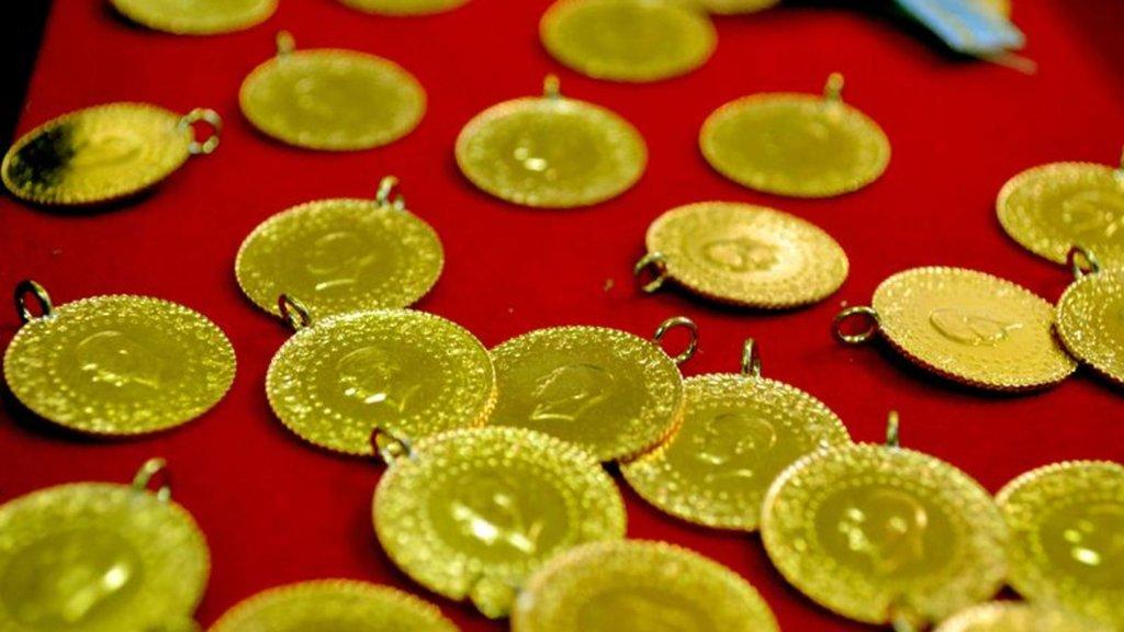 Altın fiyatlarında son durum! Çeyrek bugün...
