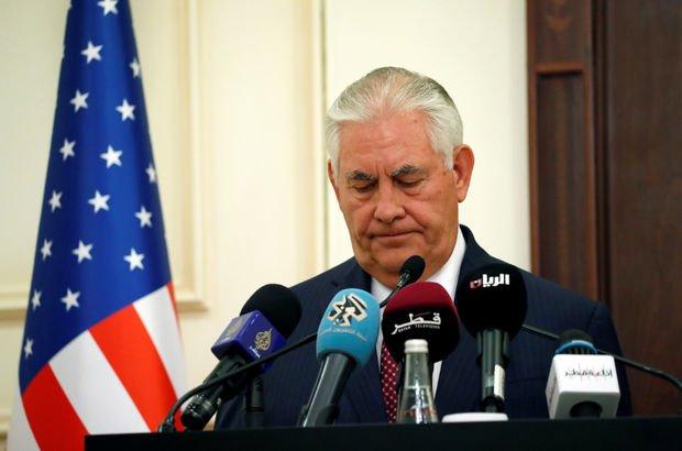 Irak'tan ABD Dışişleri Bakanı Tillerson'un Haşdi Şabi sözlerine tepki!
