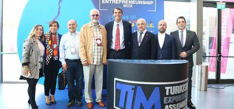 Girişimciler Startup İstanbul'da buluştu