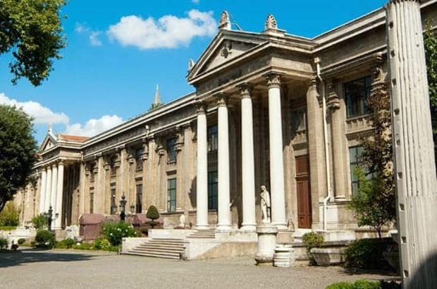 Bambaşka bir İstanbul Arkeoloji Müzesi