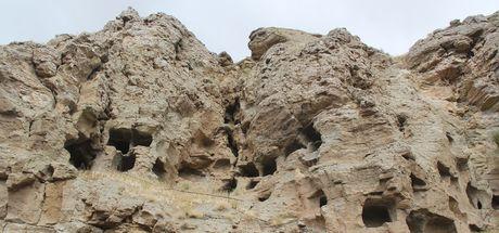 Sivas'ta 4 bin 500 yıllık apartman sistemi gün yüzüne çıktı