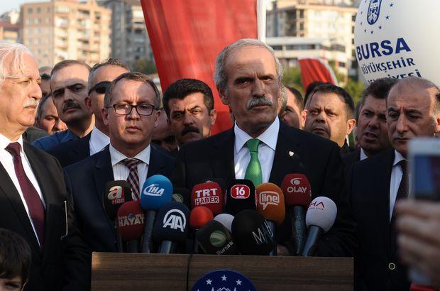 Bursa Büyükşehir Belediye Başkanı Altepe İstifa Etti: Partimiz ve Liderimiz ile Ters Düşmeyeceğiz