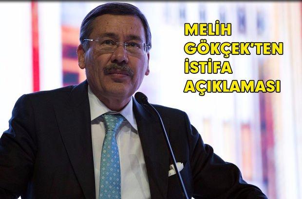 İbrahim Melih Gökçek Twitter'dan istifa tarihini açıkladı