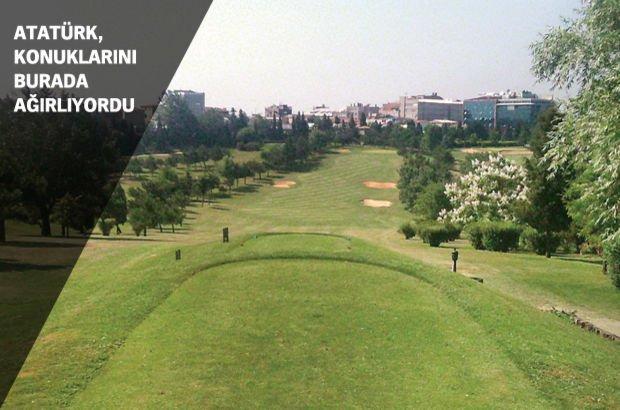 İstanbul Golf Kulübü golf sahası askeri lojman