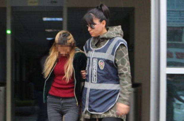 İzmit'te hırsızlık yapan anne kaçtı, kızı yakalandı