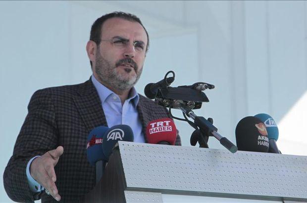 AK Parti Sözcüsü Ünal: CHP, seçim kaybedip koltuğa yapışıp kalanların partisidir