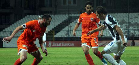 Fethiyespor: 1 - Adanaspor: 2