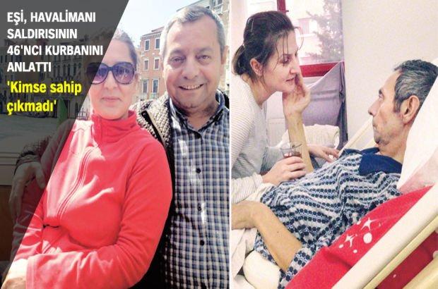 Atatürk Havalimanı saldırısı  Metin Şan  Yasemin Şan