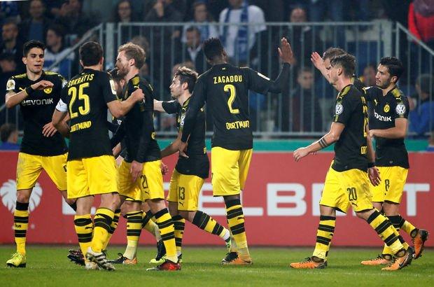 Magdeburg: 0 - Borussia Dortmund: 5