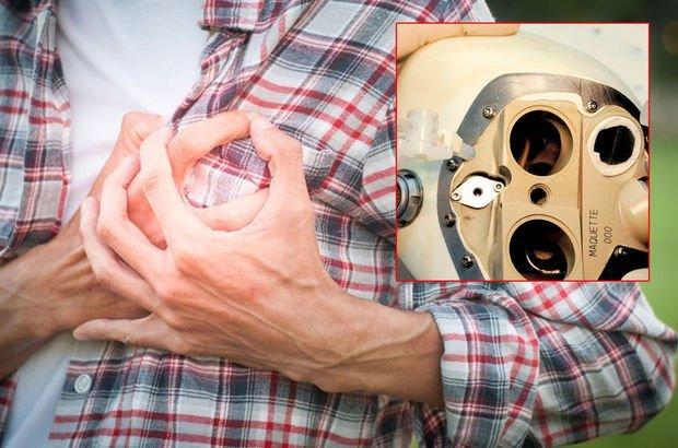 Yapay implant kalp