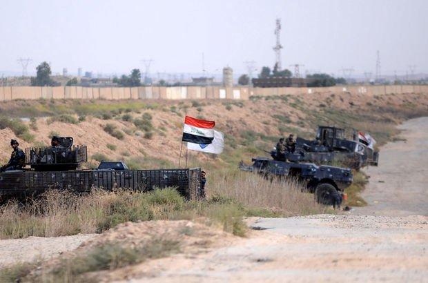 Irak ordusu Suriye sınırındaki DEAŞ'a yönelik saldırı başlattı