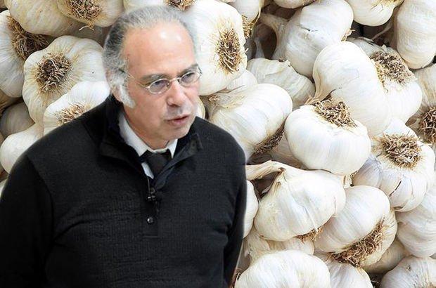 Ünlü onkolog Yavuz Dizdar: Sarımsak sülfür kaynağı