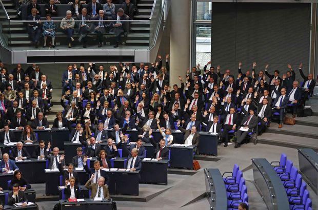 Almanya'da AfD Partisi'ne oy çıkmadı