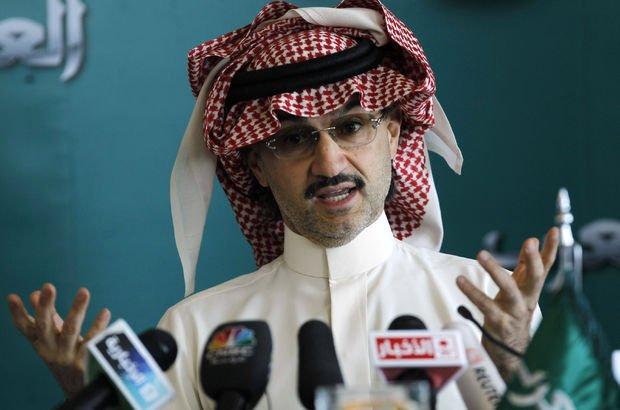 Suudi Prens El-Velid bin Telal