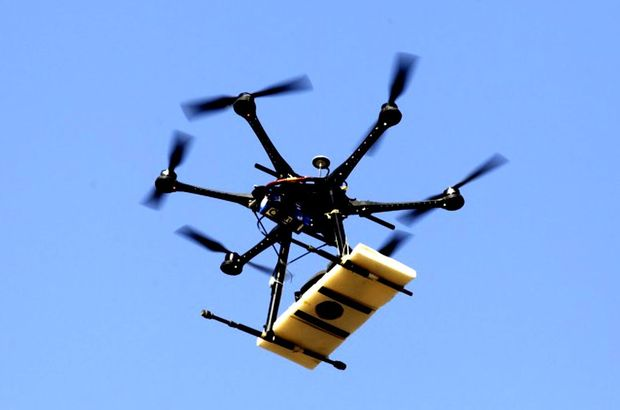 drone uyuşturucu
