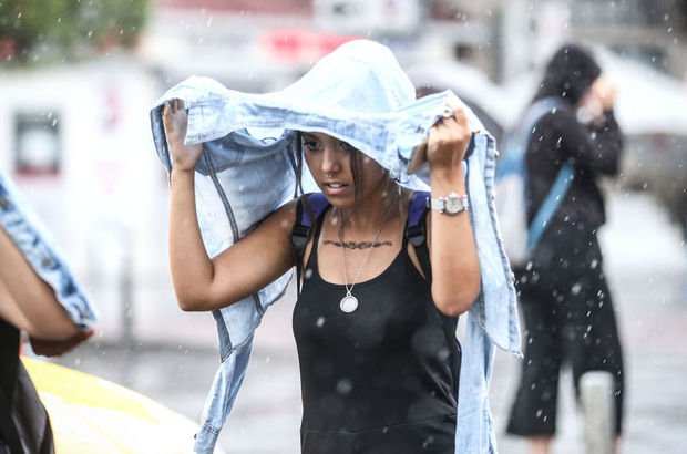 Hava durumu - Bugün hava nasıl olacak? Meteoroloji uyardı!