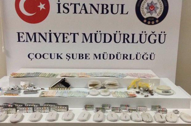 İstanbul uyuşturucu