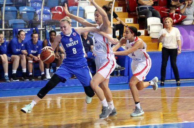 Mersin Büyükşehir Belediyespor: 69 - Enisey: 62