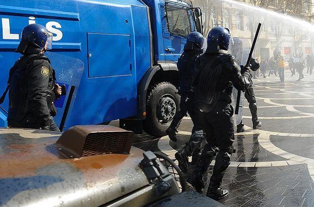 Azerbaycan'da 3 terörist öldürüldü