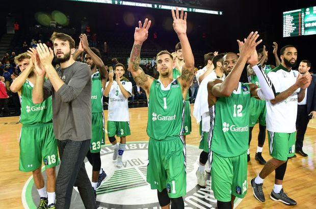 Darüşşafaka Basketbol: 78 - Unics Kazan: 69