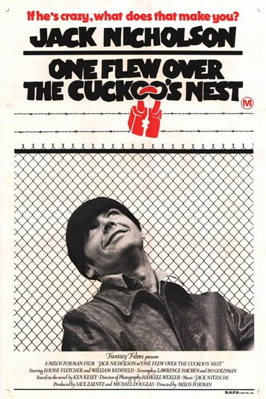 a comparison of the theme of rage against the machine in one flew over the cuckoos nest and the dead