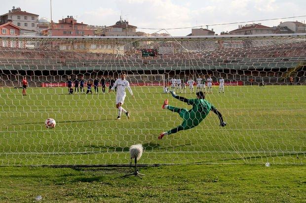 Bursaspor, penaltılarla!