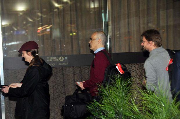 Büyükada davasında tahliye edilen sanıklardan ikisi ülkelerine geri döndü