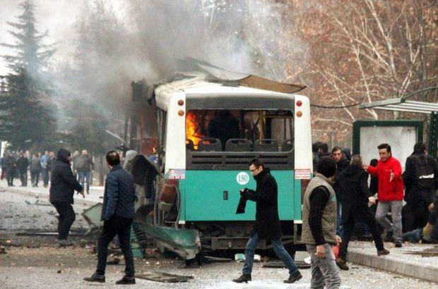 Kayseri'de, canlı bombalı saldırı davasında 10 tahliye