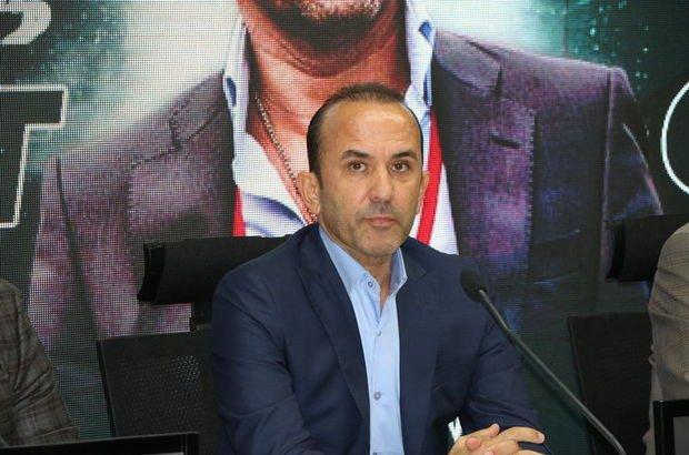 Mehmet Özdilek sahaya indi