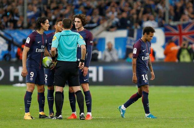Neymar'a 2 maç ceza verildi