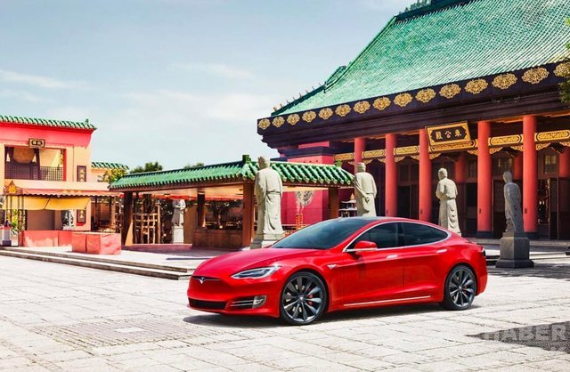 Tesla rotayı Çin'e çevirdi! Kendi fabrikasını mı kuracak?