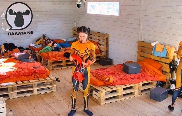 Rus yarışma programı Public Games Kargıcak Koyu'nda çekiliyor