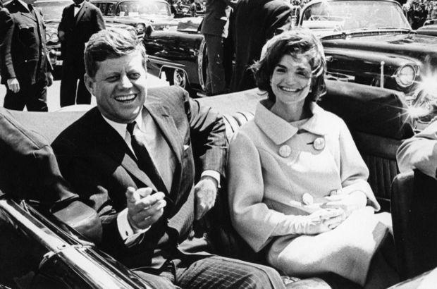 Kennedy suikastiyle ilgili 2891 gizli belge açıklandı!