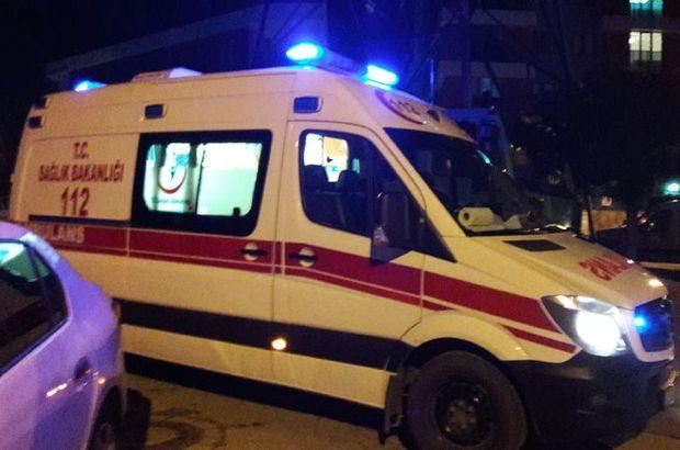 İstanbul Ümraniye'de bıçaklı kavga: 3 yaralı