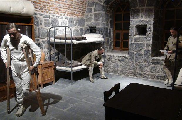 Kanlı Tabya Kafkas Cephesi Harp Tarihi Müzesi oldu