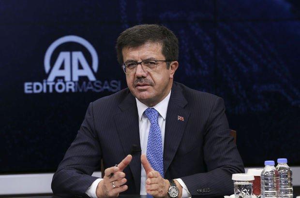 Bakan Nihat Zeybekci'den dövizdeki yükselişle ilgili açıklama
