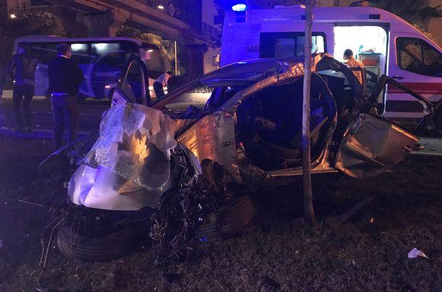İzmir'de trafik kazası; 2 polis şehit