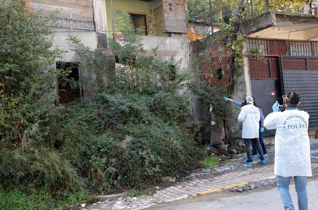 İstanbul Ataşehir'de metruk evde ceset bulundu