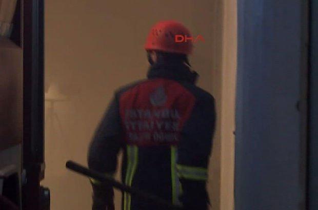 SON DAKİKA : İkitelli'de kağıt deposunda yangın