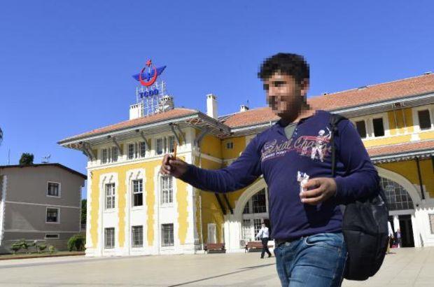 Adana'da 14 yaşındaki çocuk okulu sevmediği için evden kaçtı