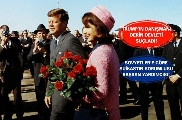 Halka açılan John F. Kennedy suikastı belgelerinde çarpıcı bilgiler!